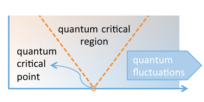 A Critical Test of Quantum Criticality