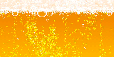 Beer Forms Sudsy Surprise