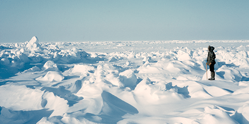 Synopsis: Predicting the Thickness of Sea Ice
