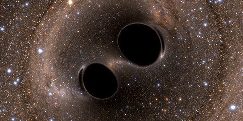 Synopsis: Gravitational Waves May Hold Dark Matter Secret