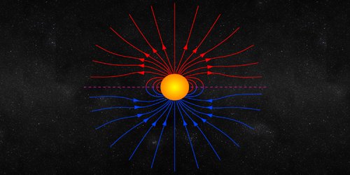 Synopsis: Solar Cycle Affects Cosmic Ray Positrons