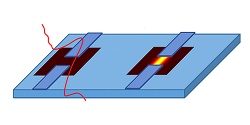 Synopsis: Ultrafast Switching in a Phase-Change Material
