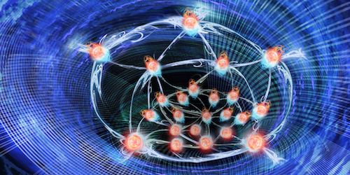 Synopsis: Quantum Droplets Swell to a Macrodrop
