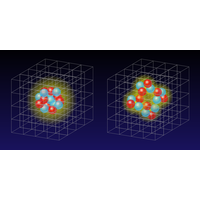 Nuclear Binding Near a Quantum Phase Transition