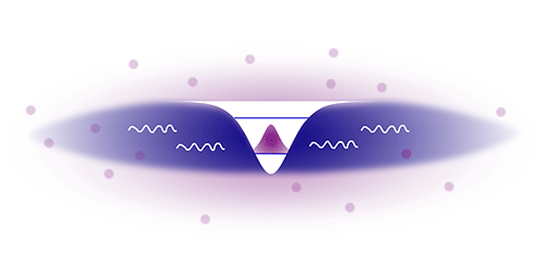 Synopsis: A Dark Side for Qubits