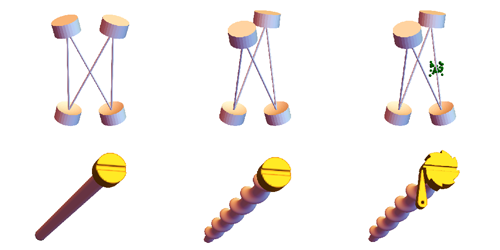 Synopsis: Twisted Cavity Is a One-Way Light Path