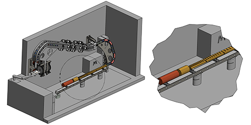 Synopsis: A Room-Sized Linear Accelerator for Proton Therapy