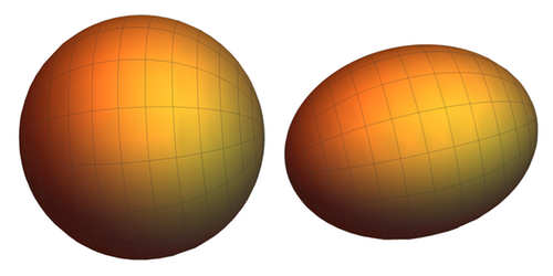 Synopsis: Changing the Shape of a Zirconium Nucleus
