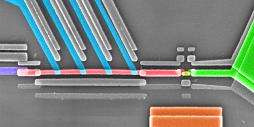 Synopsis: Transistor Breaks Law of Thermal Conductivity
