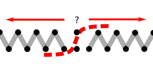 Synopsis: Topological Defect on the Move