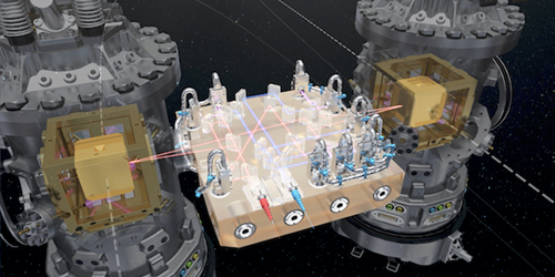 Synopsis: Space-Based Detection of Gravitational Waves Gets Closer