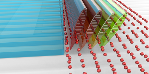 Synopsis: Acoustic Waves Direct Particles in Microchannels