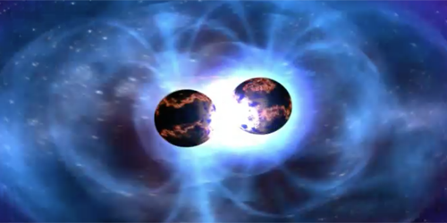 Synopsis: Gravitational Waves Shed Light on Dense Nuclear Matter