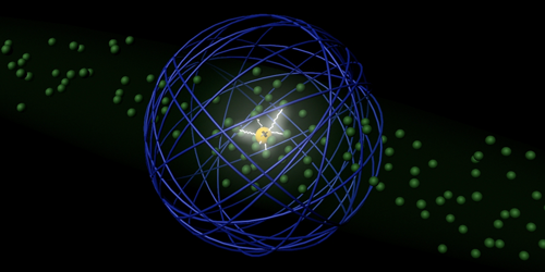 Synopsis: Fitting a Bose-Einstein Condensate inside an Atom