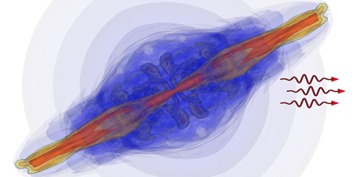 Synopsis: Off-Axis Jets from Neutron Star Merger