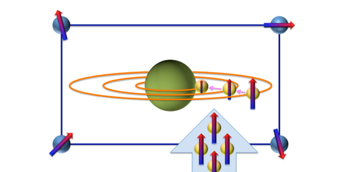 Synopsis: Magnetic Fields Measured with Negative Muons