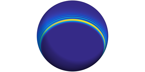 Synopsis: A Doubly  Curved Light Wave